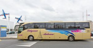 transfert aeroport en autocar